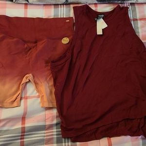 Vs pink large nwt